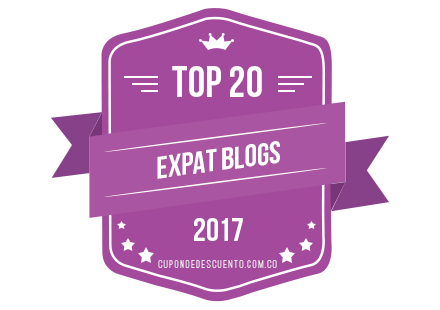 Banners for Top 20 Expat Blogs