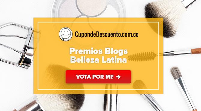 Banners para Premios Blogs Belleza Latina