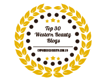 Banners for  Top 30 Western Beauty Blogs